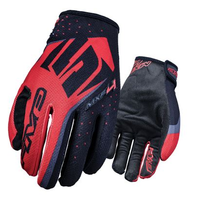 Picture of FIVE  MXF4 Glove Red