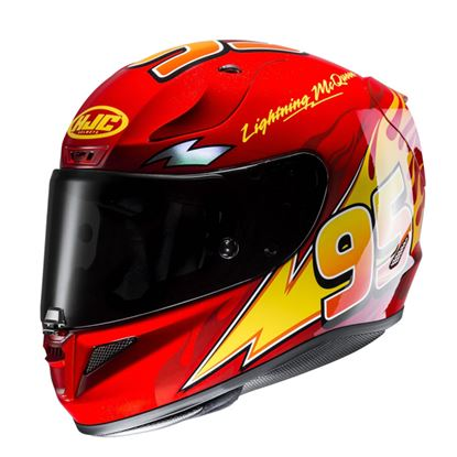 Picture of HJC RPHA-11 Lightning McQueen (Limited edition)