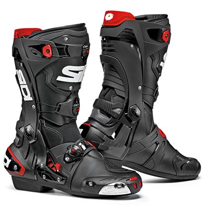 Picture of SIDI REX Race Boots Black