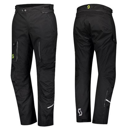 Picture of SCOTT  Voyager Pants Black
