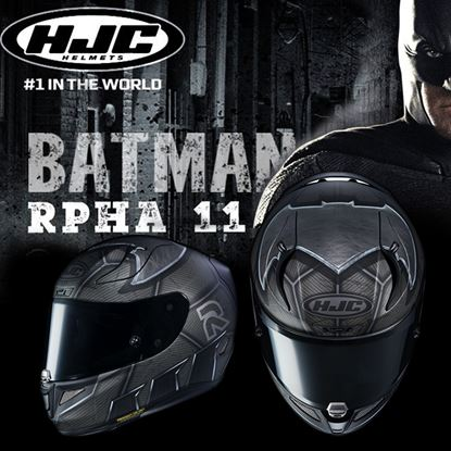Picture of HJC RPHA-11 Batman DC Comics
