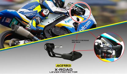 Picture of ACERBIS X-Road lever Guards