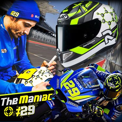 Picture of HJC RPHA-11 IANNONE 29 Repilca (Limited edition)