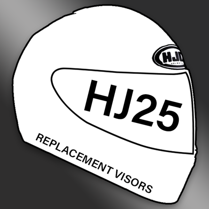 Picture of HJ25 Visors