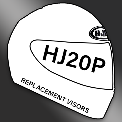 Picture of HJ20P Visors
