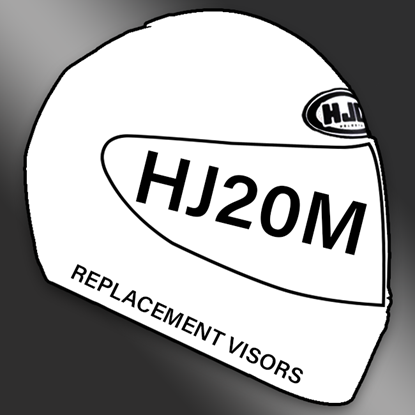 Picture of HJ20M Visors