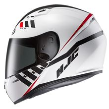 Picture of CS15 S Space MC10SF Red Helmet Road HJC                    [A]