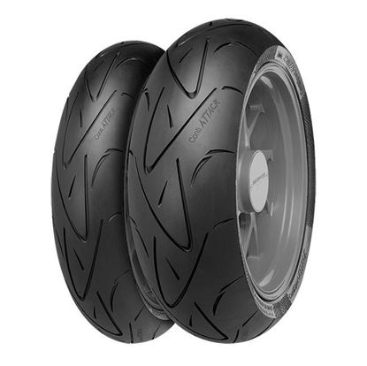 Picture of CONTINENTAL - ContiSportAttack Tyre -