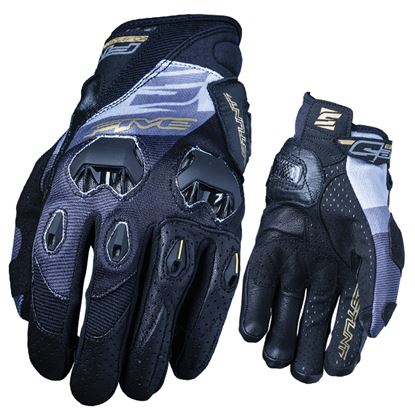 Picture of FIVE Stunt EVO Replica Glove Spread Gold