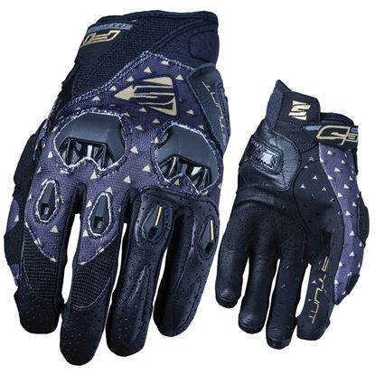 Picture of FIVE Stunt EVO Replica Women's Glove Black Diamond