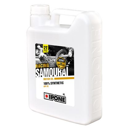 Picture of Samourai Racing 4L 100% Synthetic Ipone                    [A]