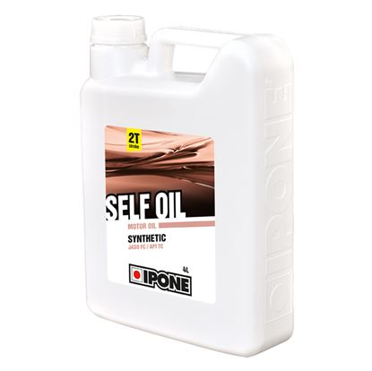 Picture of Self Oil Semi Synthetic 4L Ipone                           [A]