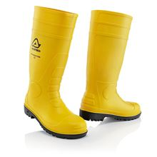 Picture of OOSET 42 Gum Boots Yellow Acerbis                          [A]