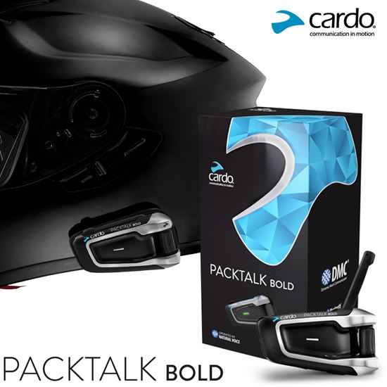 Picture of CARDO PACKTALK Bold