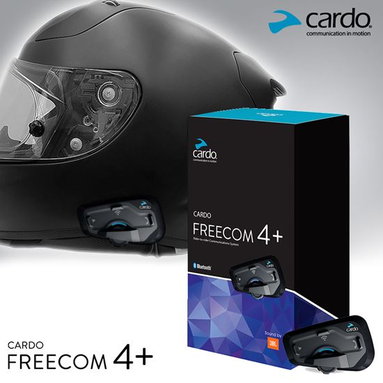 Picture of CARDO FREECOM 4+