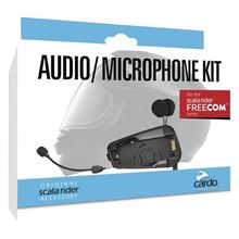 Picture of Audio/Microphone Kit Freecom Cardo                         [A]