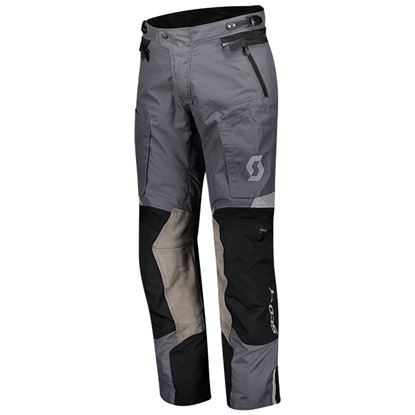 Picture of SCOTT Dualraid Dryo Pants Black / Iron Grey