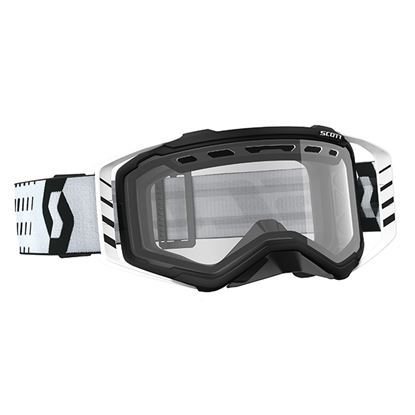 Picture of SCOTT Enduro Goggle Black White