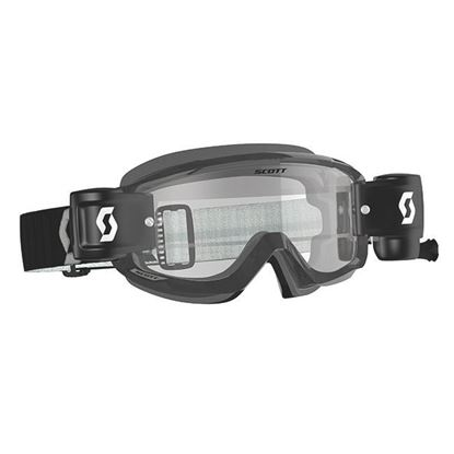 Picture of SCOTT Split OTG WFS Black Grey with Clear Works Lens