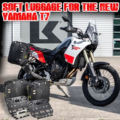 Picture of KRIEGA OS-COMBO 54 - YAMAHA TENERE 700