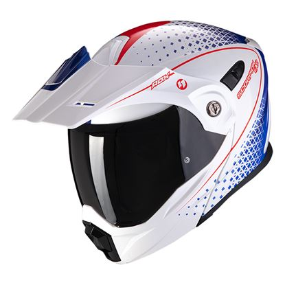 Picture of SCORPION ADX-1 Horizon Red White Blue