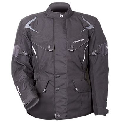 Picture of MotoDry Thermo Jacket Black