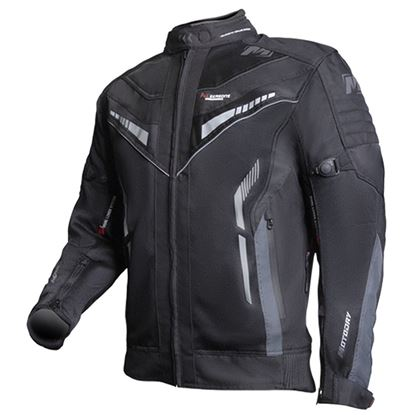 Picture of MotoDry All Seasons Jacket Black