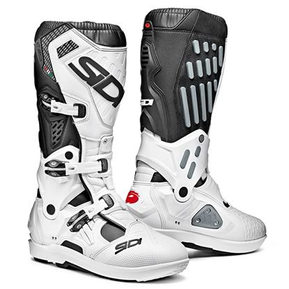 Picture of SIDI ATOJO SRS Boots - Black White
