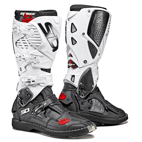 Picture of SIDI Crossfire 3 Boots Black White