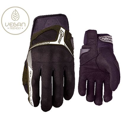 Picture of FIVE RS3 Kids Glove Black White