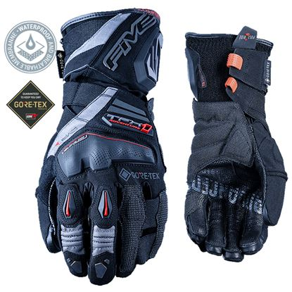 Picture of FIVE TFX 1 GTX Gloves Black Grey