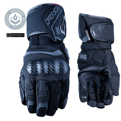 Picture of FIVE Sport WP Gloves Black