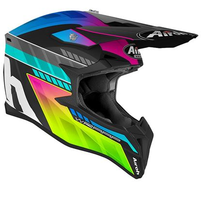 Picture of AIROH  WRAPP Youth Helmet