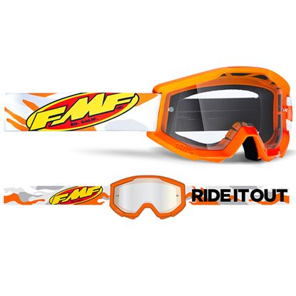 Picture of FMF POWERCORE Youth Googles