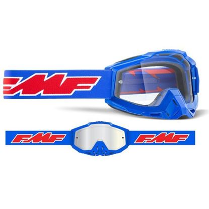 Picture of FMF POWERBOMB Goggles Clear Lens