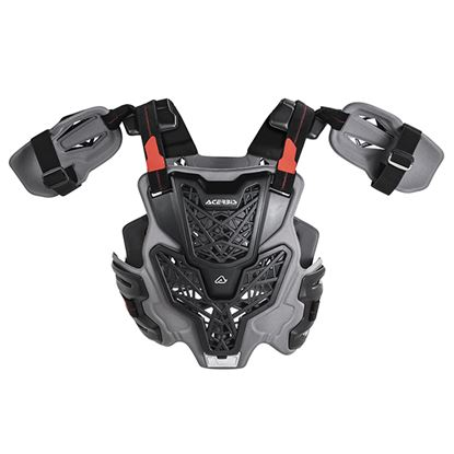 Picture of ACERBIS GRAVITY MX Chest Protector with CE level 2 Back Protection