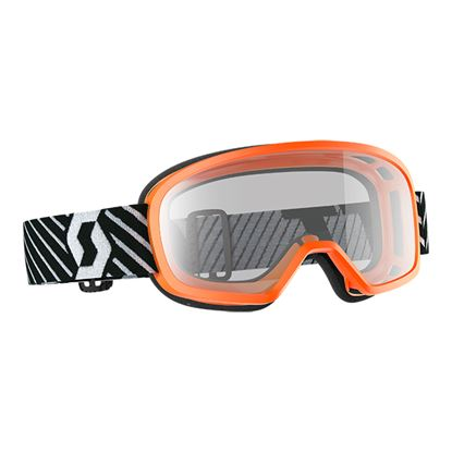 Picture of SCOTT BUZZ MX Orange with Clear Lens